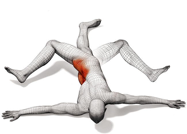 bad habits and back pain
