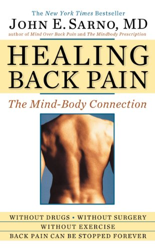 Best book for back pain relief