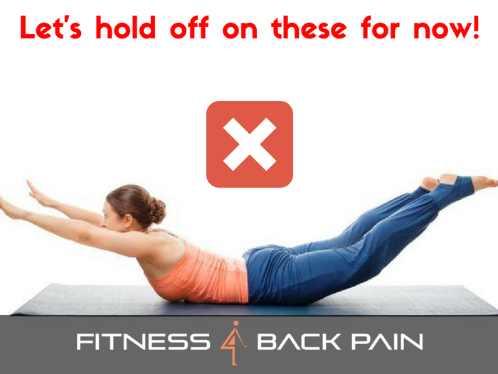Myth busting for lower back pain