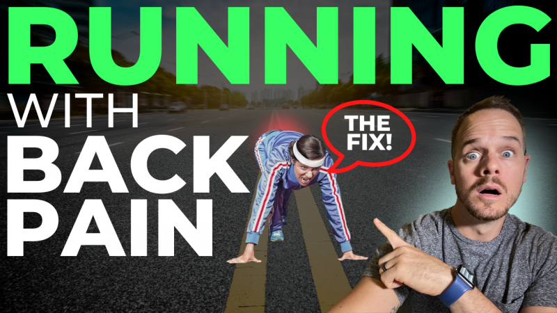 running with low back pain