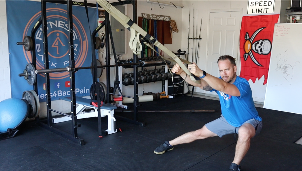 Will TRX get you ripped?