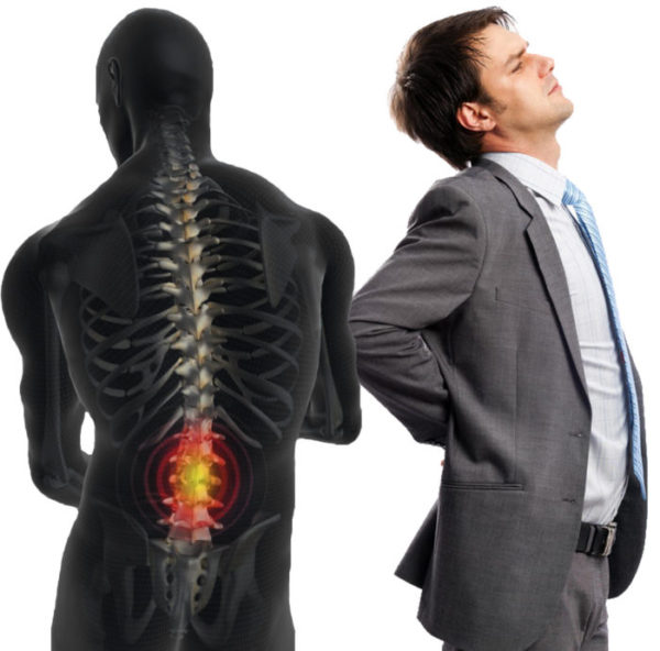 Self Treating back pain