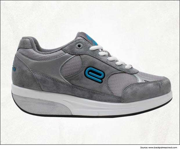 shoes and back pain